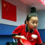 Китайский настольный теннис