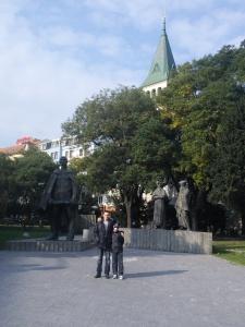 Настольный теннис прогулка в Словакии 2