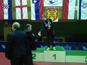 Денис Ивонин золото в Словакии
