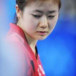 OLY-CHINA-BEIJING-TABLE TENNIS-WOMEN'S TEAM BRONZE MEDAL CONTEST-ROK VS JPN (CN)