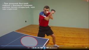 Настольный теннис - обучение от мастера спорта Артема Уточкина