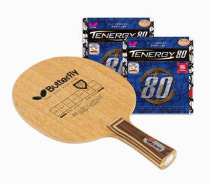 Ракетка настольный теннис для начинающих
