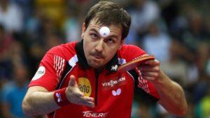 Европейские игроки настольного тенниса - Тимо Болл