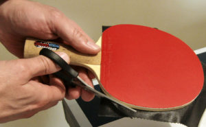 Любительский настольный теннис- ракетки